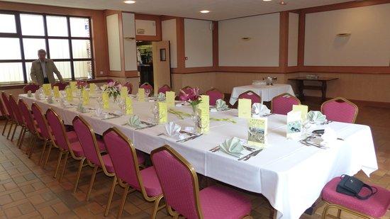 La Grange : table