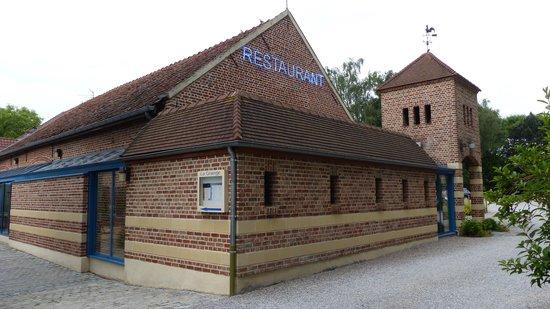 La Grange : façade