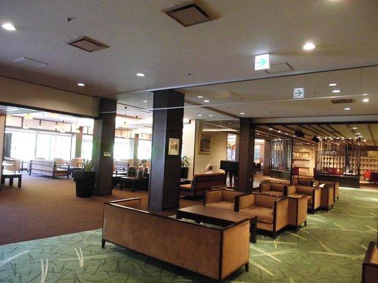 Matsunoi Hotel : ロビー