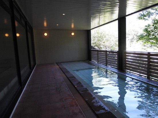 Matsunoi Hotel : 女性 露天風呂