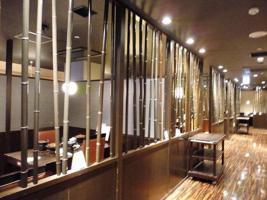 Matsunoi Hotel : 半個室の食事処 千味小路