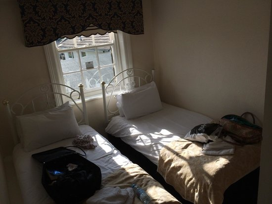 King's Croft Hotel: Room 4- Junior suite