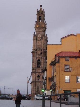 Clerigos Tower : En bas