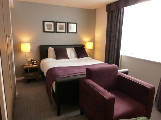 Staybridge Suites Birmingham: Bedroom