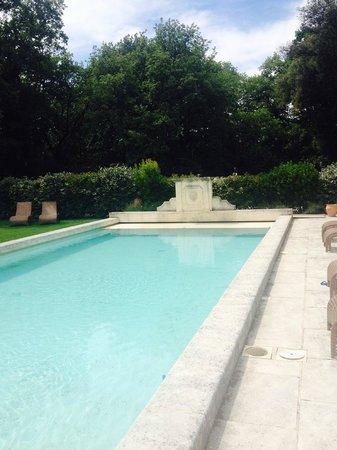 Hotel La Bastide du Bois Breant : Piscina