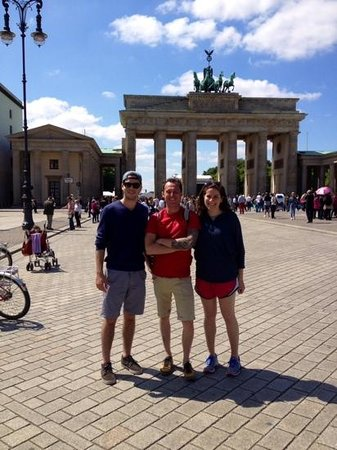 Fat Tire Tours Berlin: with our guide