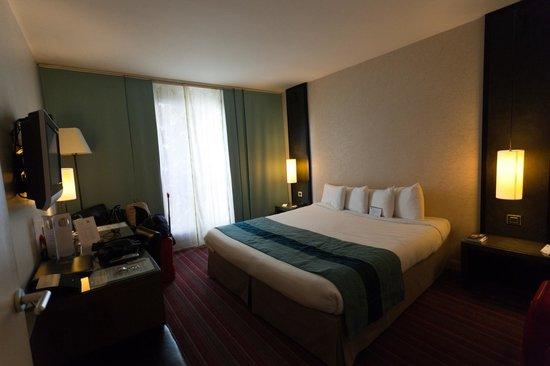 Best Western Hotel Du Pont Wilson: La camera