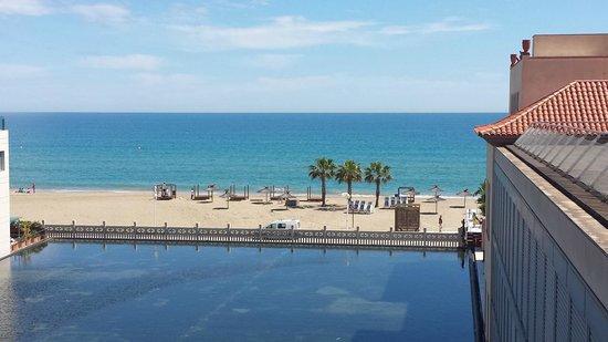 Le Meridien Ra Beach Hotel & Spa : Plage
