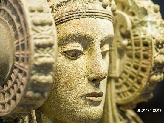 Museo Arqueologico Nacional: Dama de Elche
