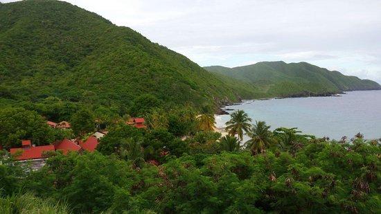 Renaissance St. Croix Carambola Beach Resort & Spa: View overlooking the resort
