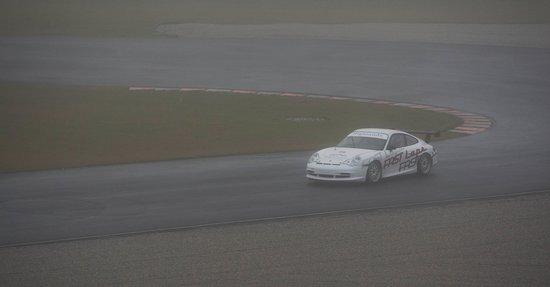 Highlands Motorsport Park: Fast laps in the fog