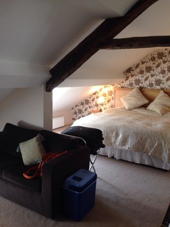 Priory Hotel Cartmel: Bedroom 6