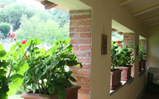 Agriturismo Nobile : room entrance