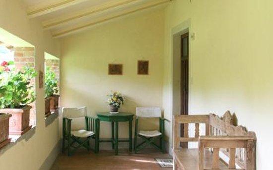 Agriturismo Nobile: room entrance