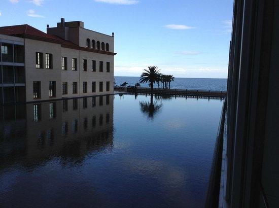 Le Meridien Ra Beach Hotel & Spa: Vue Chambre