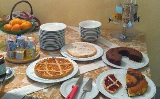 Agriturismo Nobile : breakfast