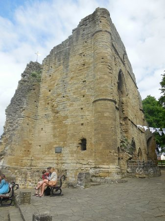 Knaresborough Castle: The Castle