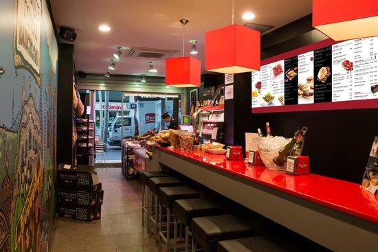 Restaurante enrique tom s en sabadell con cocina otras - Cocinas sabadell ...