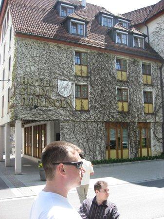 Hotel Stadt Tuttlingen: Основной корпус отеля