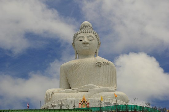 Phuket Big Buddha: สวยงามมาก
