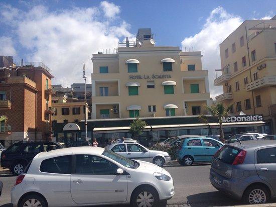 Hotel La Scaletta: Ingrasso