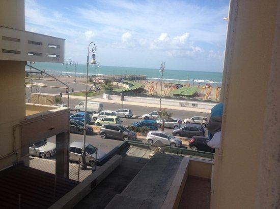 Hotel La Scaletta: Vista dalla camera