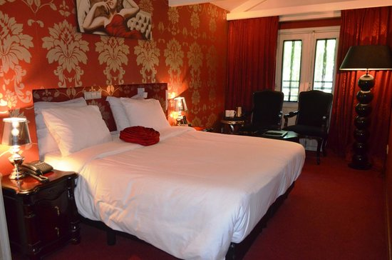 Hotel Sint Nicolaas: наш номер