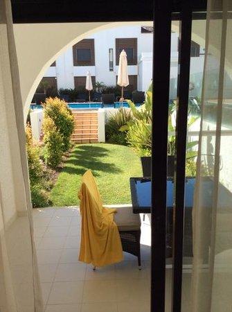 Belmar Spa & Beach Resort: patio
