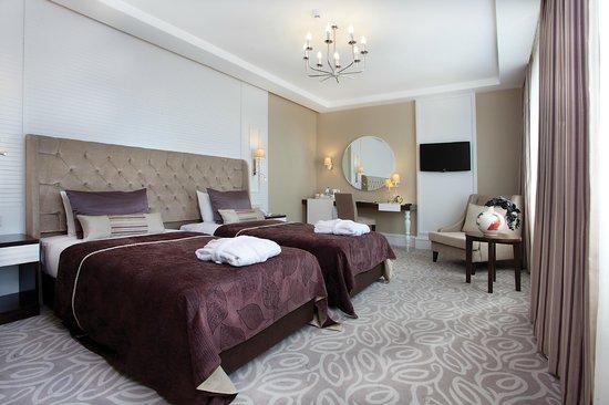 City Center Hotel: Deluxe Room