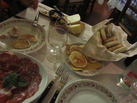 Ca Monduzzi: ristorante
