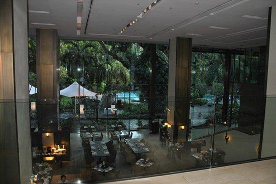 Swissotel Nai Lert Park: Le restaurant principal