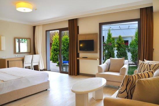 Beyaz Suite Hotel: suit