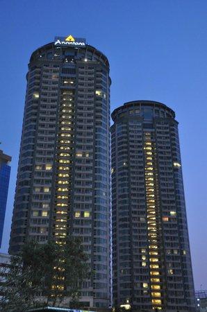 Anantara Sathorn Bangkok Hotel: Hotel