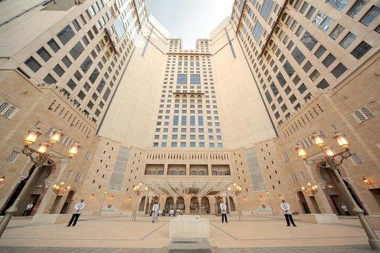 Anjum Hotel Makkah : Hotel Exterior