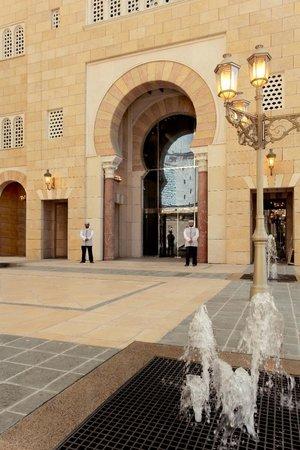 Anjum Hotel Makkah : Hotel Entrance