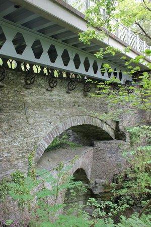 Devil's Bridge Falls: The 3 Bridges