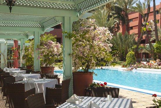 Hotel Kenzi Farah: piscine