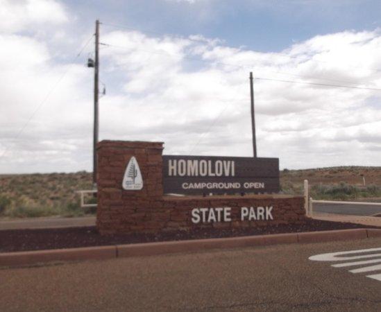 Homolovi Ruins State Park : Nous y étions le 27 avril 2014.