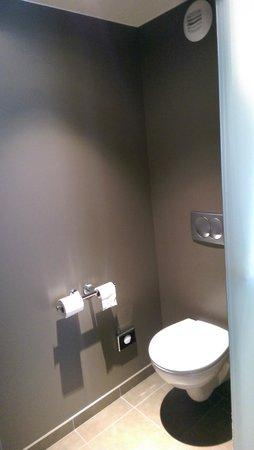 Novotel Paris Gare de Lyon : WC
