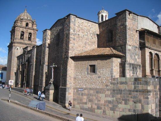 Convento de Santo Domingo: Santo Domingo Church