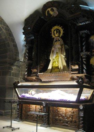 Convento de Santo Domingo: Inside Santo Domingo Church