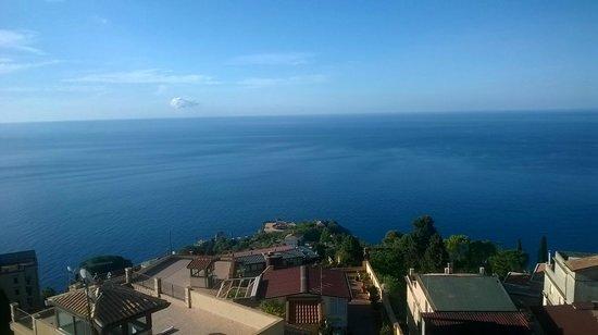 Parc Hotel Ariston & Palazzo Santa Caterina: 180 degree View from the room