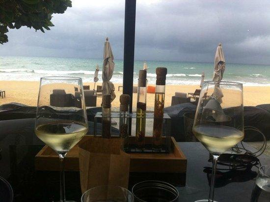 Aleenta Phuket Resort & Spa : Restaurant