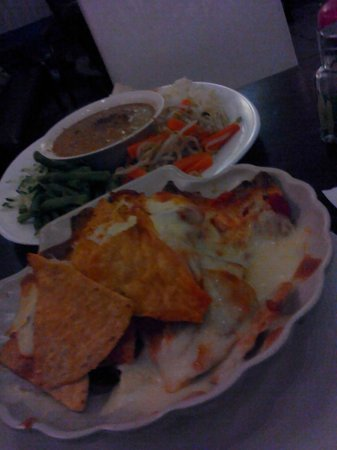 Arts Cafe Langkawi: chezzy tortillas