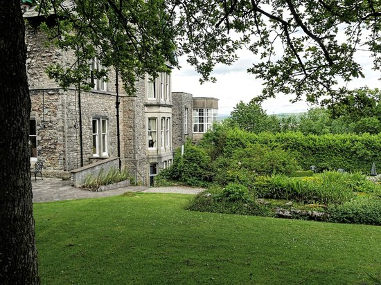 The Cumbria Grand: View from the grounds
