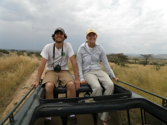 Summit Expeditions and Nomadic Experience - Day Tours: Ready to sit on the roof top? by McFarren