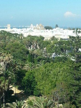 Parador de Cádiz: Vistas