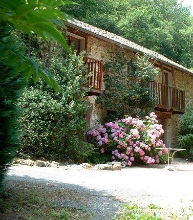 Le Vieux Moulin de la Maque : Gite B