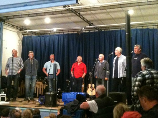 30.05.14 Port Isaac Village Hall