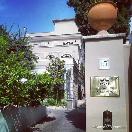 Hotel Villa Pirandello